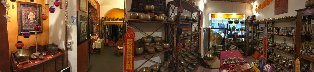 Campane Tibetane Sanuk Torino