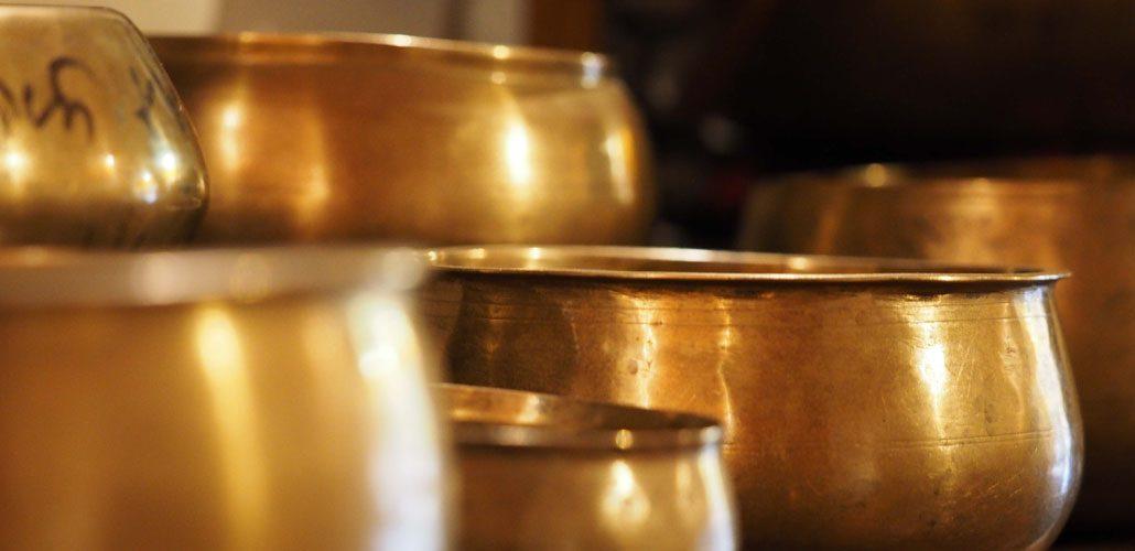Campane Tibetane Rare