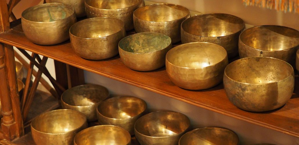 Campane Tibetane Antiche